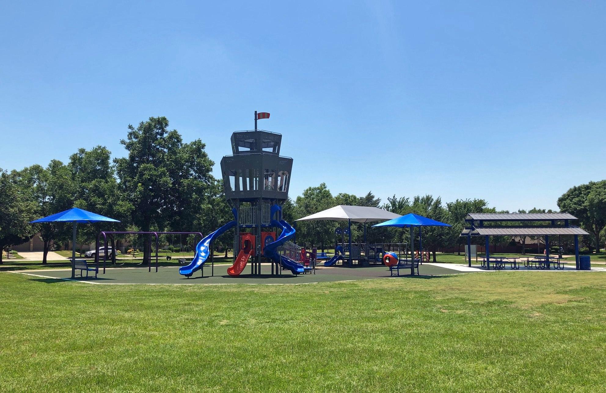 Lakewood Park Town of Flower Mound Texas
